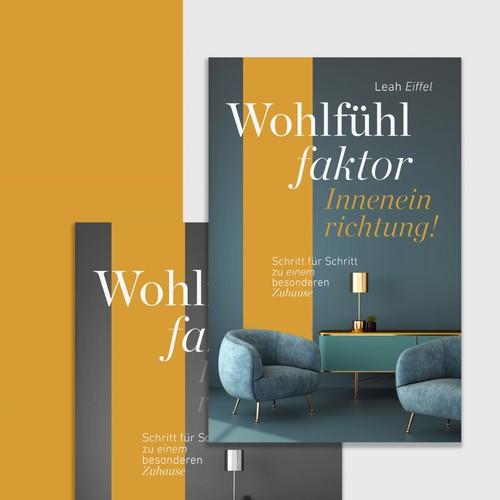 eBook cover for an interior design book