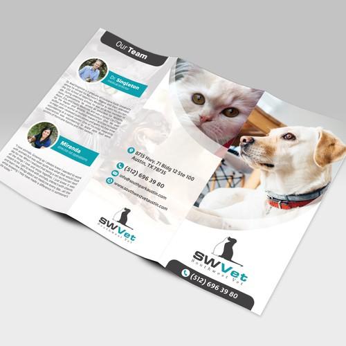SW Vet brochure