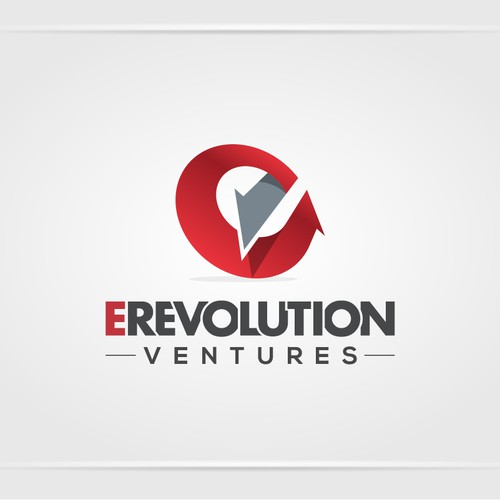 Create a winning logo for E Revolution Ventures