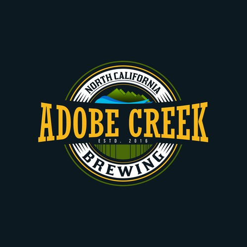 Adobe Creek Brewing Logo
