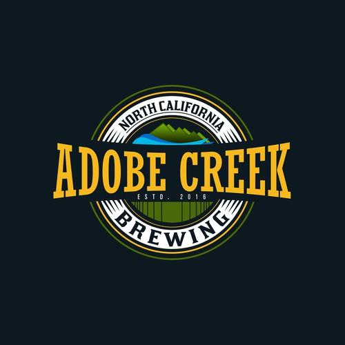 Adobe Creek Brewing Logo