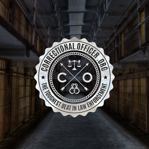 Correctional officer.org Logo
