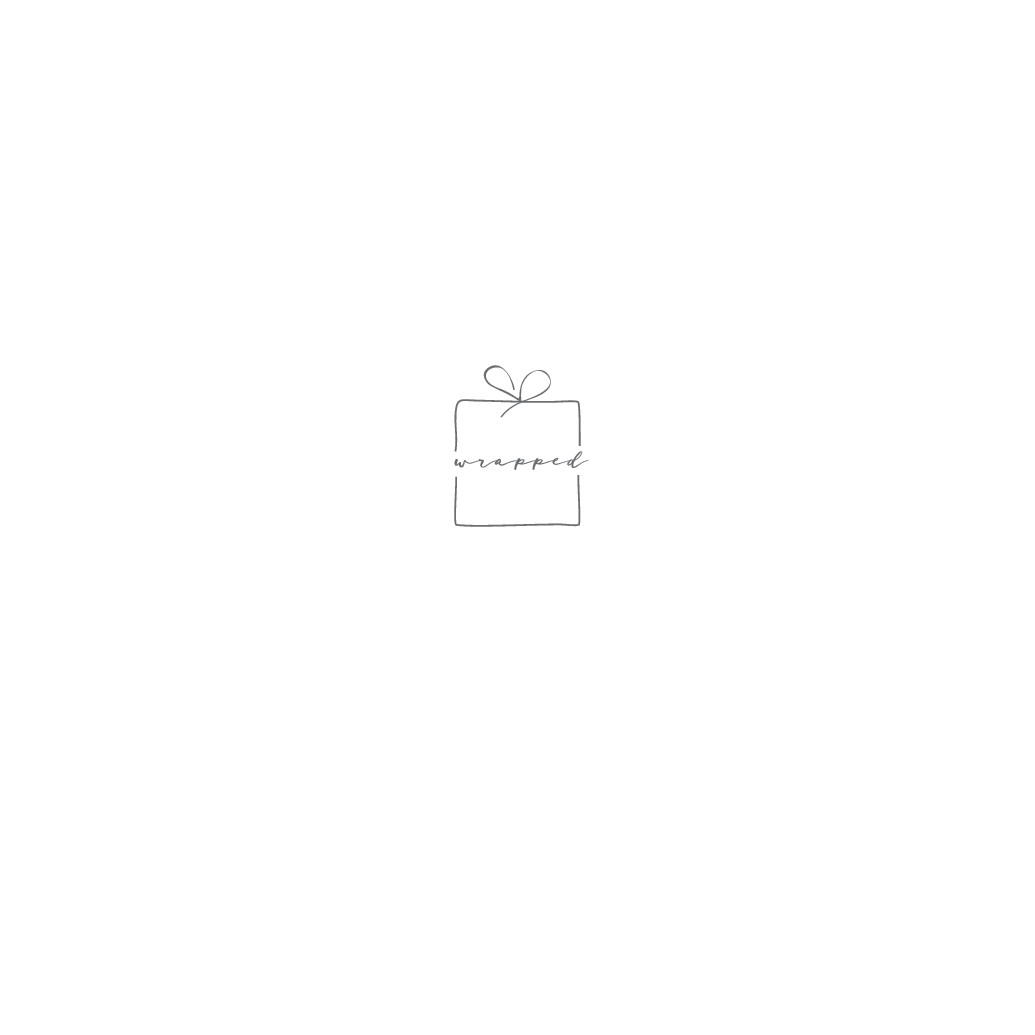 Create a logo for a gift wrapping service called Wrapped