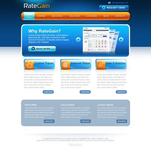 """Design a """"Price Comparison"""" product micro site"""