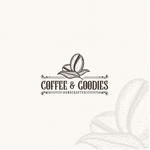 Design a logo for a Handcrafted Goodies Manufacturer and Specialty Coffee Roaster