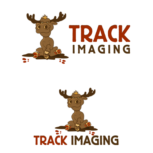 "Design the logo for ""Track Imaging"" you could see your work in retailers nationwide!"