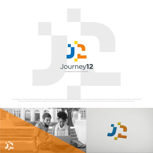 Creative Logo for Journey12