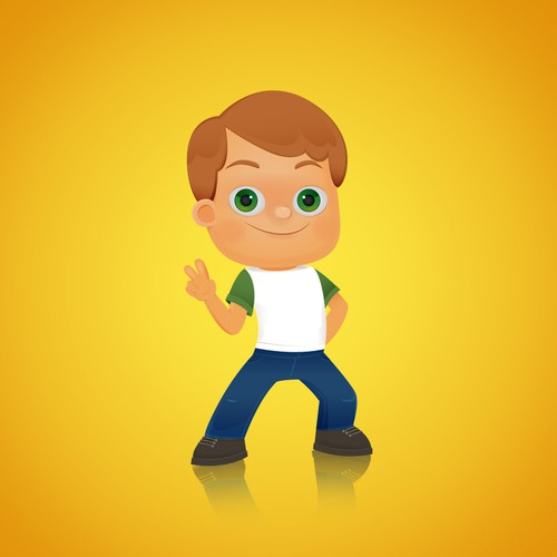 vector, illustrator, kid, cartoon