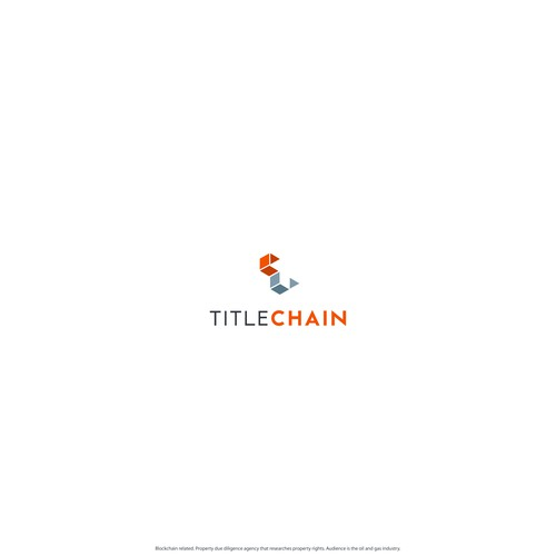 Logo for Title Chain