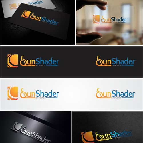 SunShader by Design needs a new logo