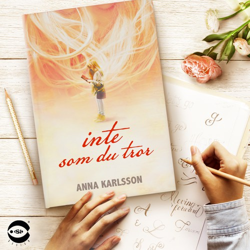 "Book cover for ""Inte som du tror"" by Anna Karlsson"