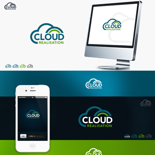 elegant concept for cloud realisation