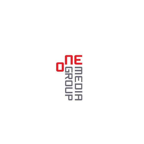 ONE Media Group needs a new modern logo