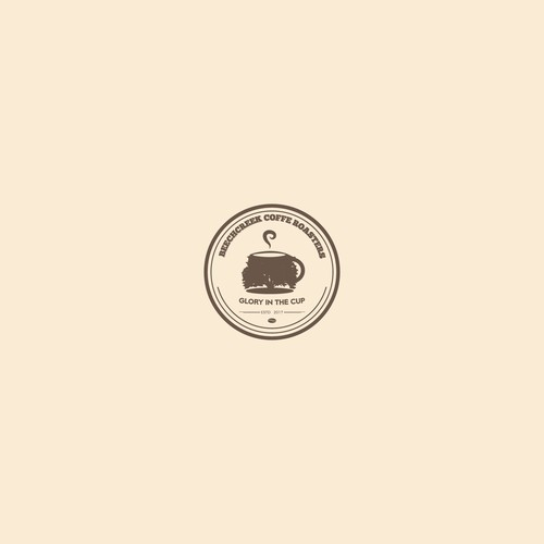 Logo for premium coffee makers