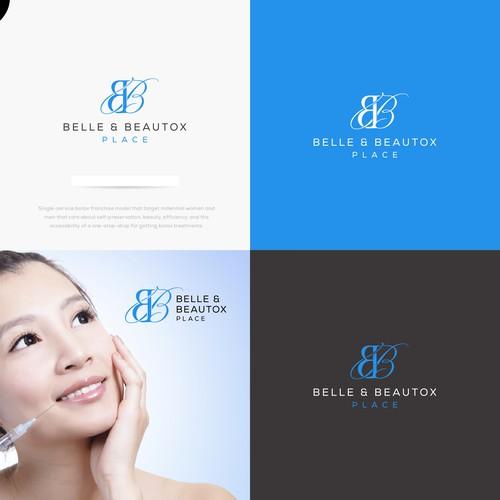 Logo Concept for BELLE & BEAUTOX
