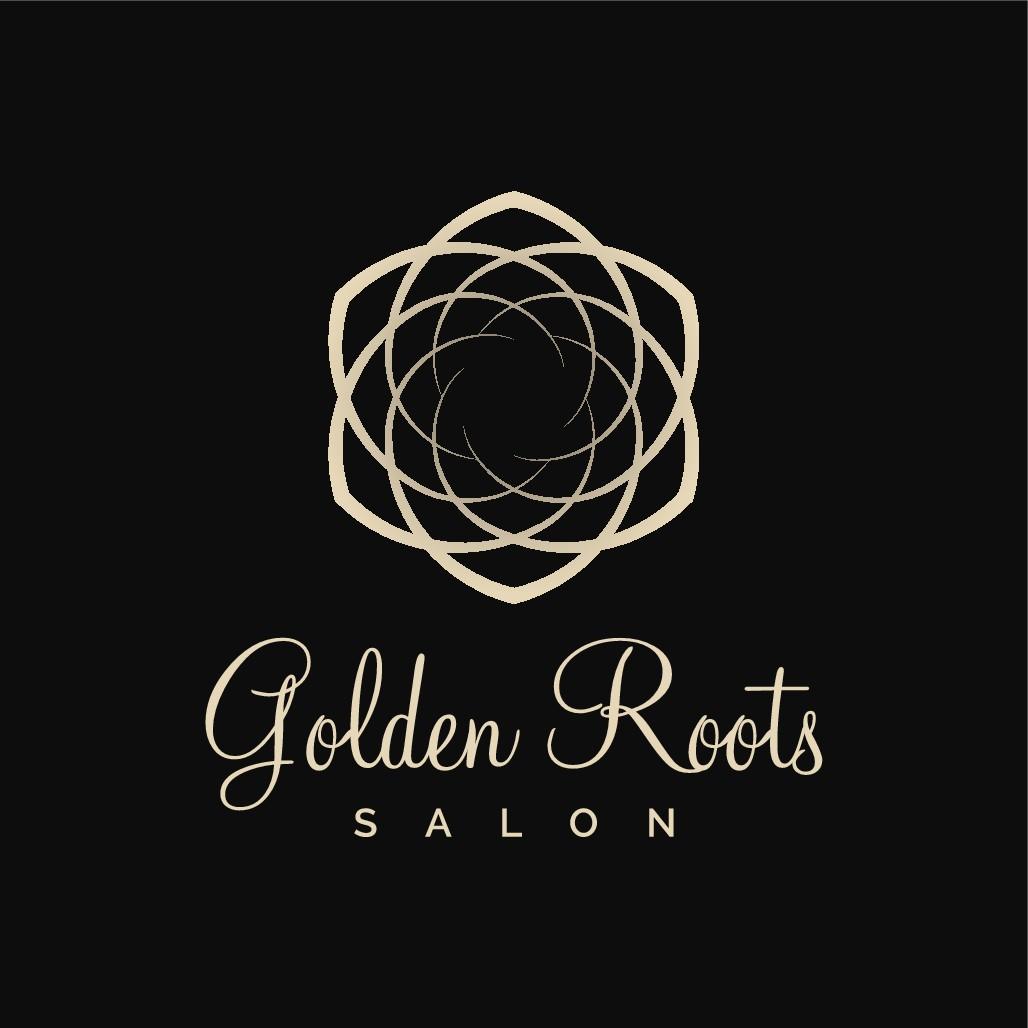 A brand/logo for a hip, high end salon in the Golden, Colorado.