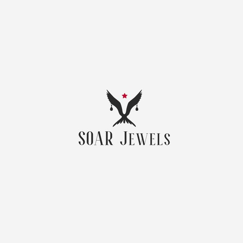 LUXURY JEWELRY LOGO