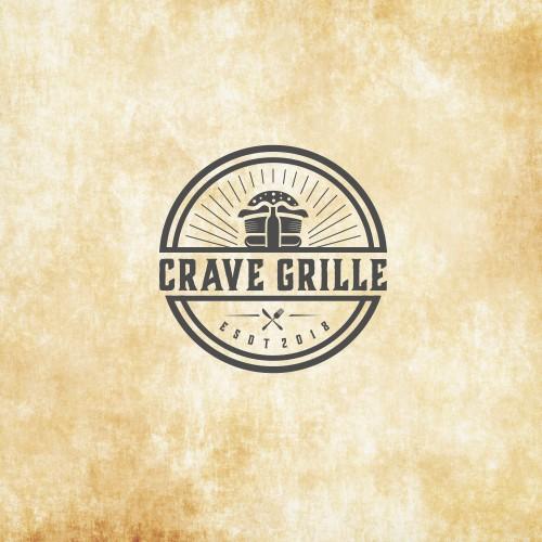 Crave Grille Logo