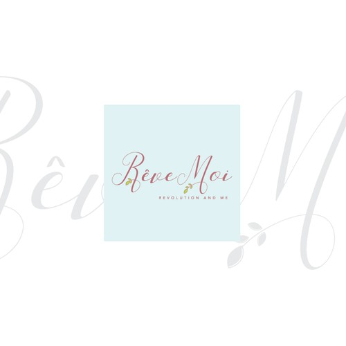Elegant logo design for Beauty product