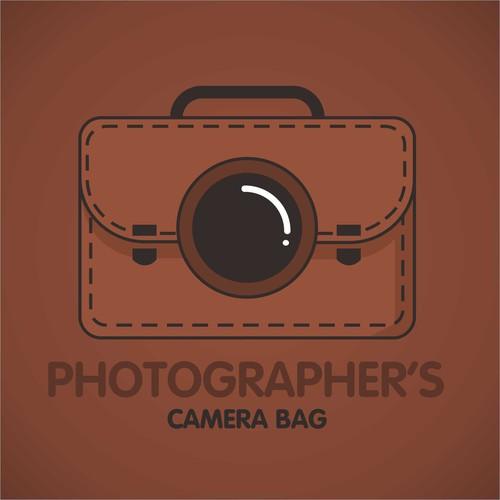 logo for photography social media