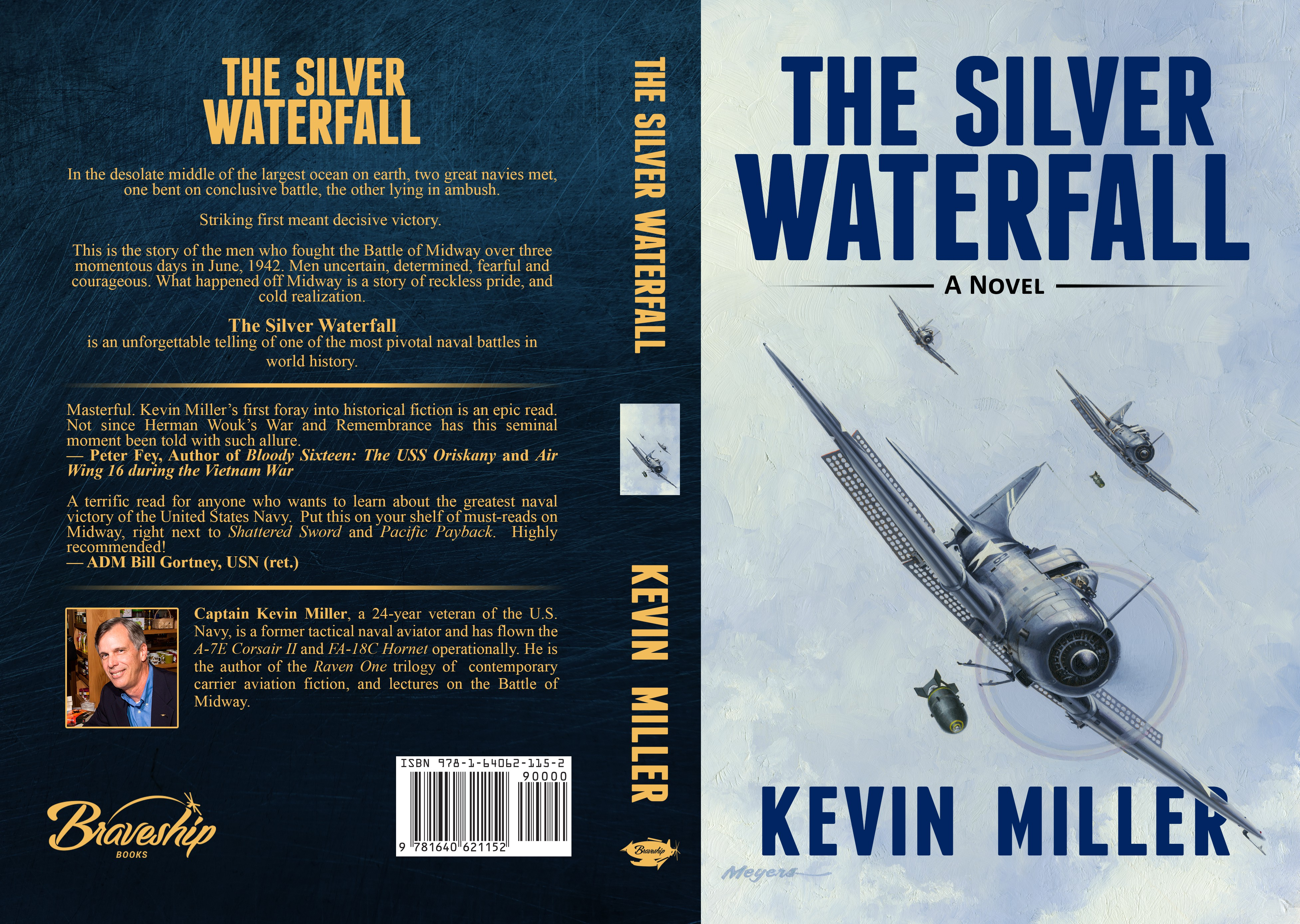 The Silver Waterfall