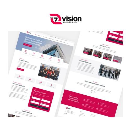 Website - Grupo 7 Vision