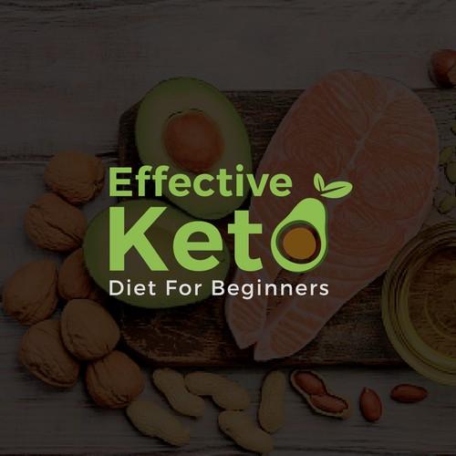 Logo design for Keto diet