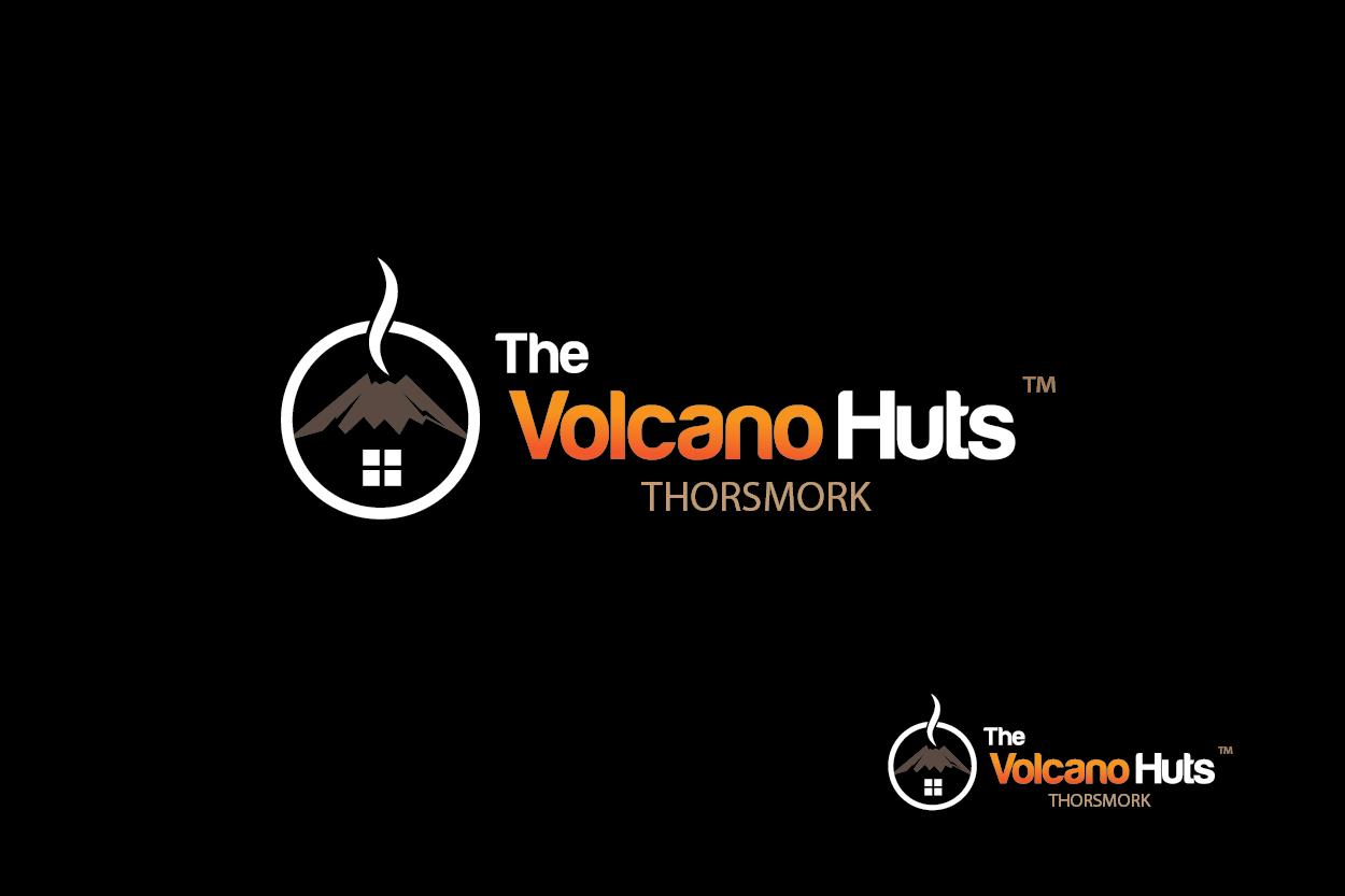 The Volcano Huts Thorsmork needs a new logo