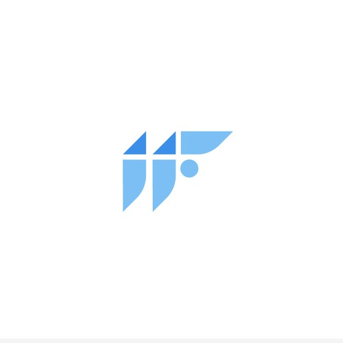 Modern logo for a tech company