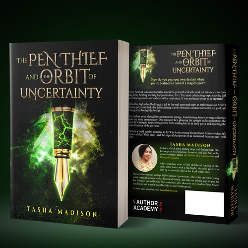 The pen thief and the orbit of uncertainty