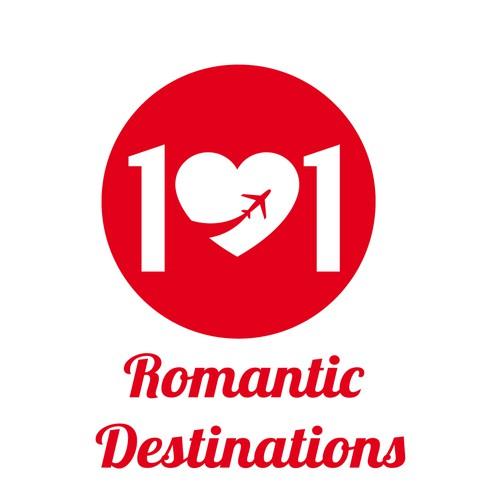 101 romantic destinations needs a new logo