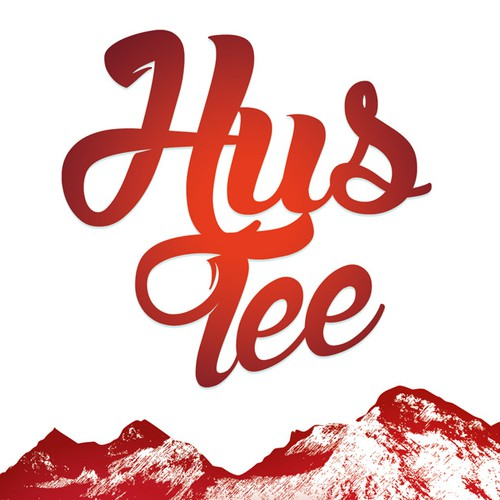 HUSTEE Logo & Label