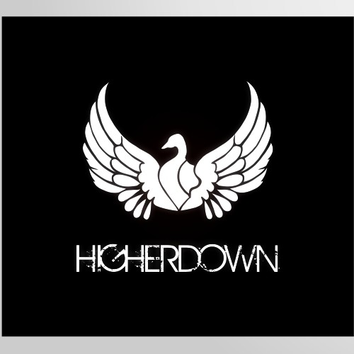 Logo for Higherdown - the TOMS Shoes of Jackets