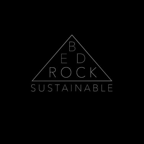 Inverted Logo for Bedrock Salon