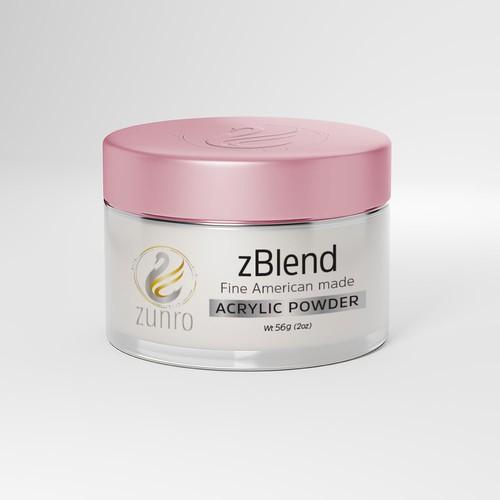 Neat Minimal powder design