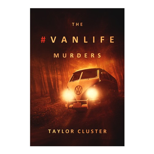 book cover ''The #Vanlife Murders''