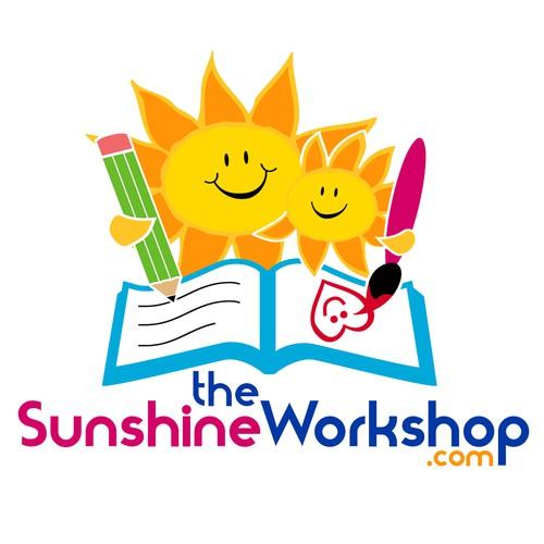 The Sunshine Workshop logo