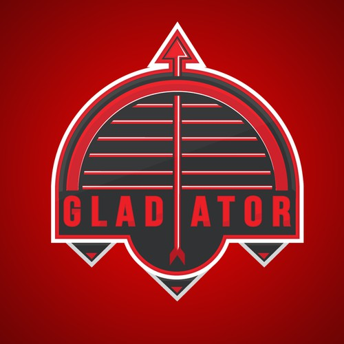 Help Gladiator  with a new logo
