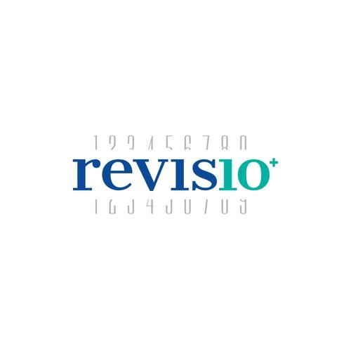 Creative Logo Concept for Revisio