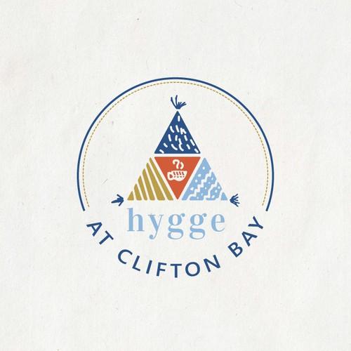 Clifton Bay hugge logo