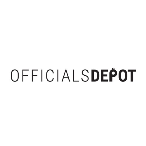 Logo for referee online clothing store