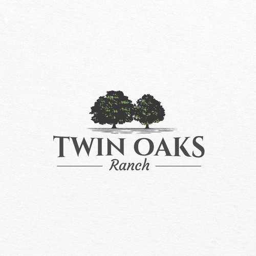 Logo for Twin Oaks Ranch