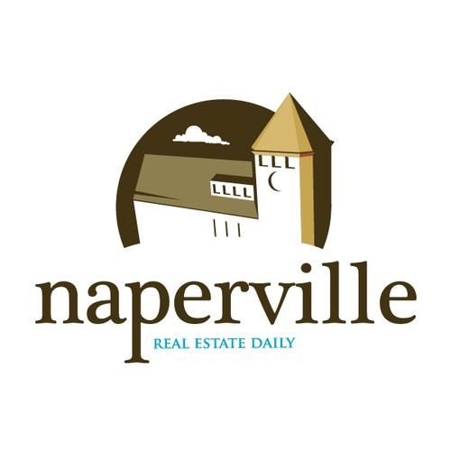 Real Estate Logo for America's #3 Best City to Live In