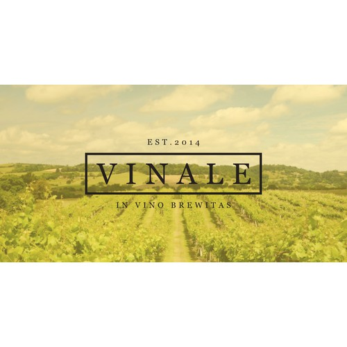 Logo for Vinale - A New Wine and Beer Shopping App