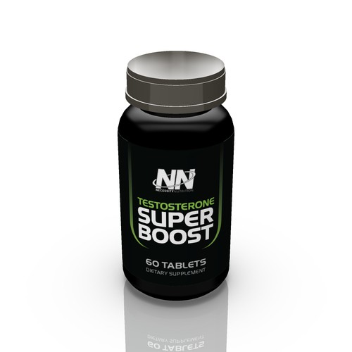 Label for New Supplement Line