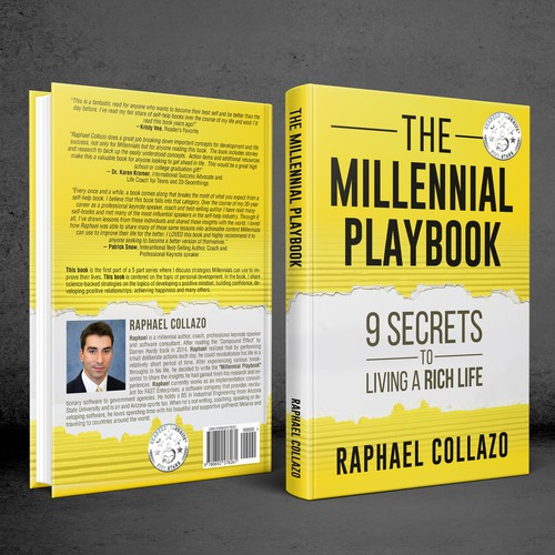 The Millennial Playbook: 9 secrets to living a rich life