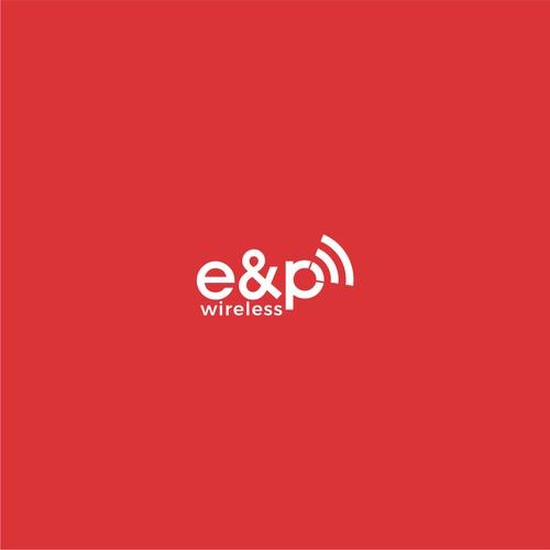 Logo For e&p wireless