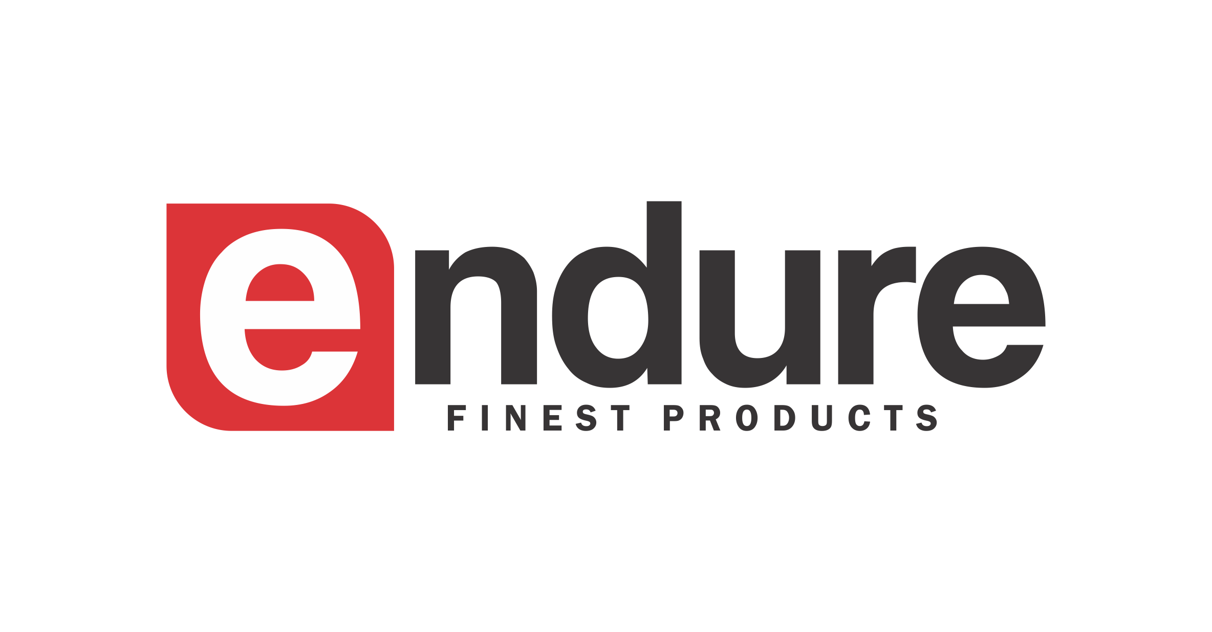 Endure Products needs a powerful new logo to draw customers