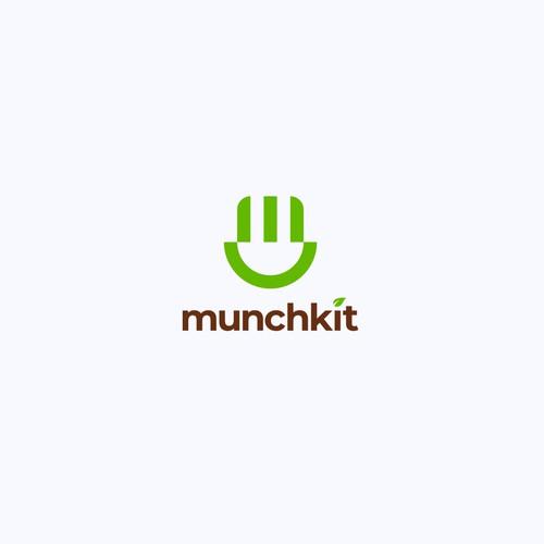 Simple Modern Letter M logo