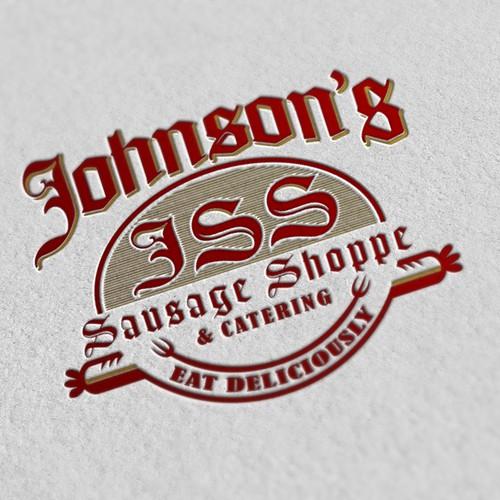 Recreate a Sausage company's logo!